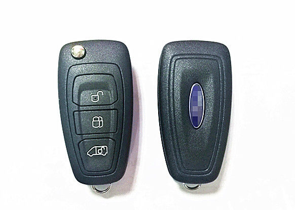 3 BUTTON  Ford Transit Key Fob Black Color BK2T 15K601 AC Ford Smart Key