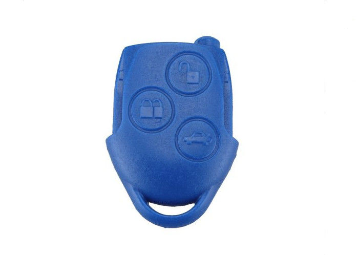 Blue Original Ford Transit 3 Button Remote Key 433 MHZ 6C1T 15K601 AG